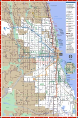 Jigsaw Puzzles - Chicago Subway