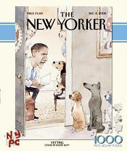 Vetting - 1000pc Jigsaw Puzzle by New York Puzzle Co.