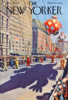 Jigsaw Puzzles - Thanksgiving Day Parade