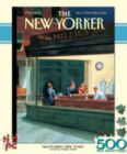 Nighthawks New Years - 500pc Jigsaw Puzzle by New York Puzzle Co.