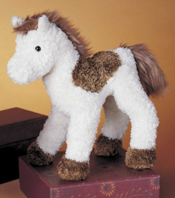 Spotty - 9'' Horse by Douglas Cuddle Toys