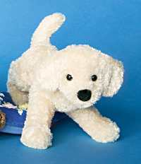 Buttercup Yellow Lab - 9'' Dog by Douglas Cuddle Toys