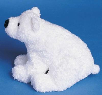 Chilly - 9'' Polar Bear by Douglas Cuddle Toys