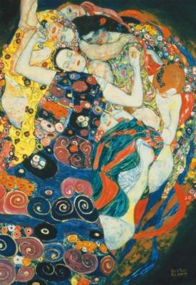 Gustav Klimt: The Maiden - 1500pc Jigsaw Puzzle by Educa