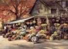 Autumn Market - 1000pc Jigsaw Puzzle by Cobble Hill