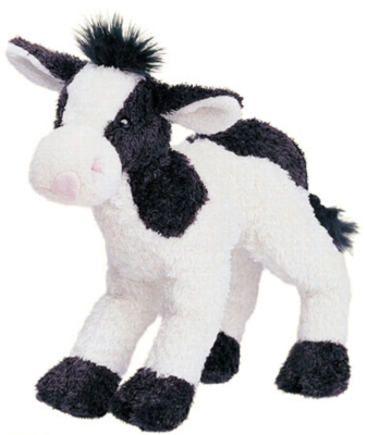 Milkshake - 8'' Cow By Douglas Cuddle Toys