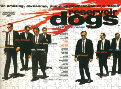 Culturenik - Reservoir Dogs, Movie Score
