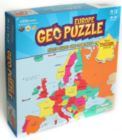 Europe - 58pc Geographical Puzzle by GEO Puzzle
