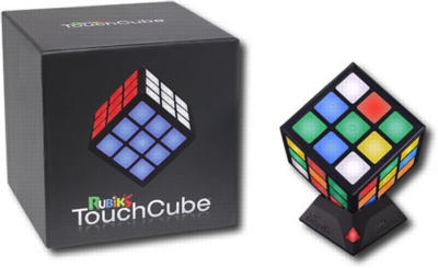 Rubik's Cubes TouchCube (With Touch Screen Technology!)
