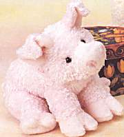 Hambone Pig - 8'' Pig by Douglas Cuddle Toys