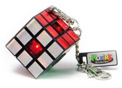 Rubik's Cube Revolution (Micro Keychain Edition)