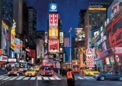 New York City Puzzle - Times Square