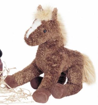 Hero - 9'' Horse by Douglas Cuddle Toys