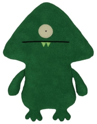 """Pointy Max - 7"""" Little Ugly by Uglydoll"""