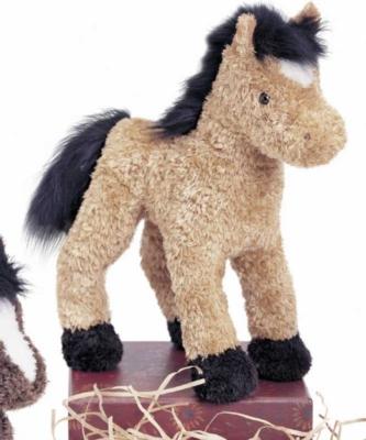 Chief Buckskin - 9'' Horse By Douglas Cuddle Toys