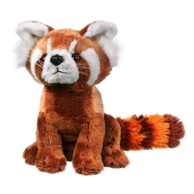 "Red Panda - 8"" Red Panda by Wildlife Artists"