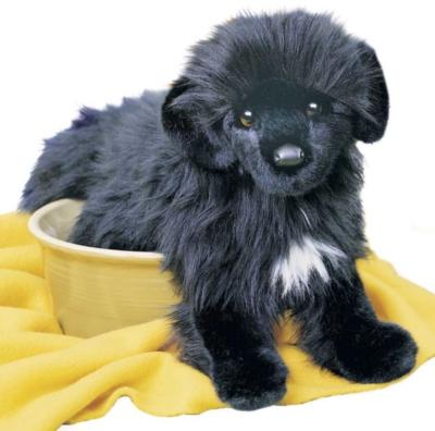 St. John Newfoundland - 16'' Dog By Douglas Cuddle Toys