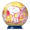 Peanuts - 4 x 60pc Puzzleball Collection by Ravensburger
