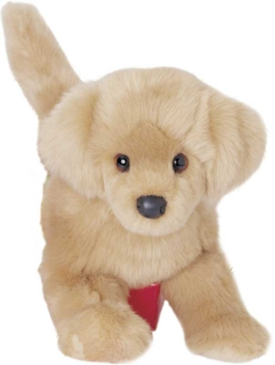 Bella Golden Retriever - 16'' Dog By Douglas Cuddle Toys