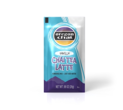 Oregon Chai Tea Mix: Vanilla - Single Serve Packet