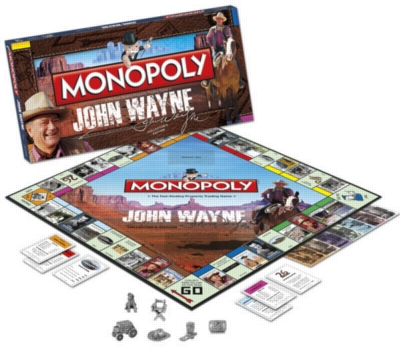 Monopoly: John Wayne Edition - Board Game