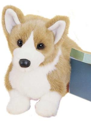 Ingrid Corgi - 14'' Dog By Douglas Cuddle Toys