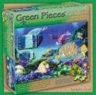 Green Pieces: Crude Awakening - 500pc TDC Photomasaic & Earth-Friendly Jigsaw Puzzle
