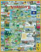 Jigsaw Puzzles - Vermont