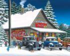 Joyful Times - 1500pc Coca-Cola Jigsaw Puzzle by Springbok