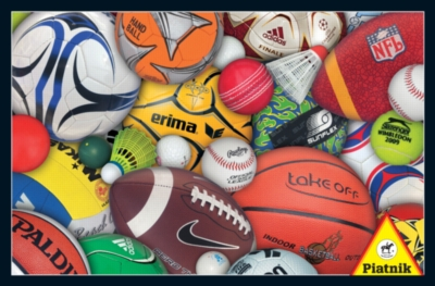 Hard Jigsaw Puzzles - Sports