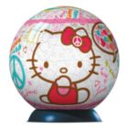 Hello Kitty: Peace & Love - 240pc Puzzleball by Ravensburger
