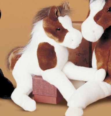 Oakly Medium Floppy - 16'' Horse By Douglas Cuddle Toys