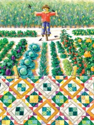 Jigsaw Puzzles - Garden Path