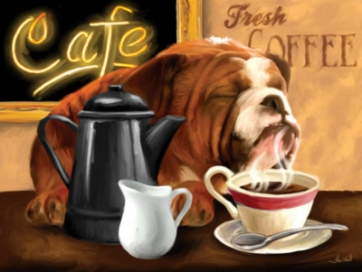 Morning Cup - 500pc Jigsaw Puzzle by Sunsout
