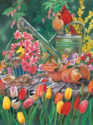 Jigsaw Puzzles - The Garden Gang