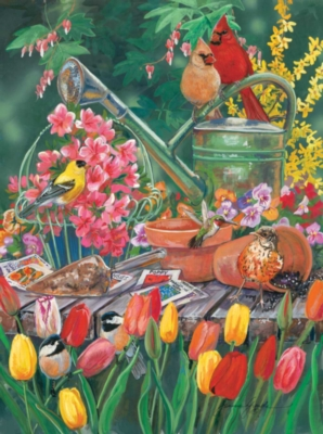 Jigsaw Puzzles - The Garden Gang