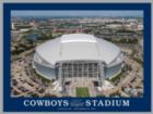 Cowboys Stadium - 550pc Jigsaw Puzzle by White Mountain