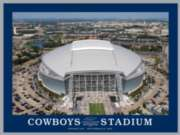 Jigsaw Puzzles - Cowboys Stadium