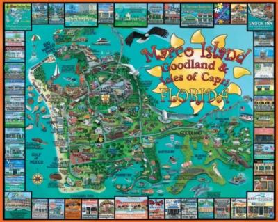 Jigsaw Puzzles - Marco Island, FL