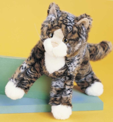Cosmo - 12'' Cat by Douglas Cuddle Toys