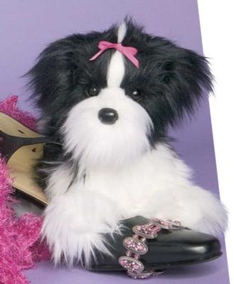 Moonie Shih-Tzu - 12'' Dog by Douglas Cuddle Toys
