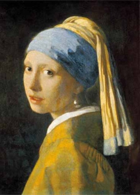 Johannes Vermeer: Girl With Pearl Earring - 1000pc Jigsaw Puzzle by Ricordi