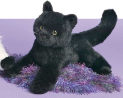 Stella - 12'' Cat by Douglas Cuddle Toys
