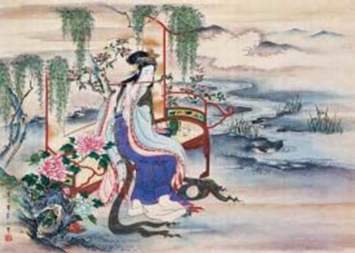 Chinese Art Edo Period - 1000pc Jigsaw Puzzle by Ricordi