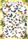 Butterflies - 1000pc Jigsaw Puzzle by Eurographics