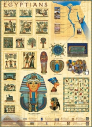 Eurographics Jigsaw Puzzles - Ancient Egyptians