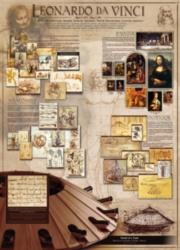 Educational Puzzles - Genius of Leonardo Da Vinci
