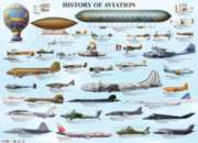 Eurographics Jigsaw Puzzles - History of Aviation
