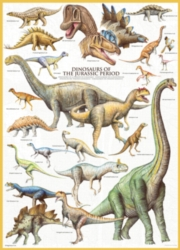 Dinosaurs Jigsaw Puzzles for Kids - Dinosaurs Jurassic