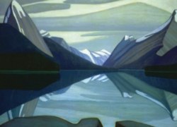 Eurographics Jigsaw Puzzles - Maligne Lake